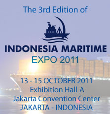 Indonesia Maritime Expo 2011